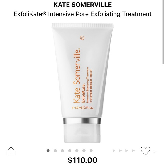 NEW Kate Somerville Exfolikate treatment